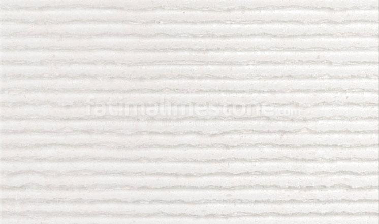 Fatima limestone chiseled