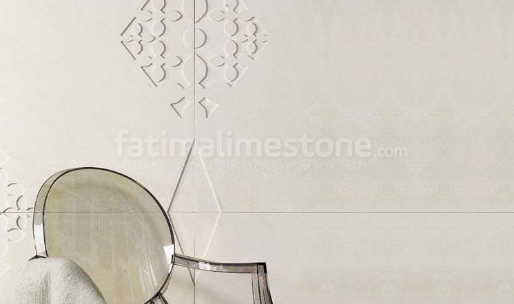 Fatima Limestone Decoration
