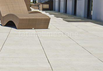 Fatima limestone paving